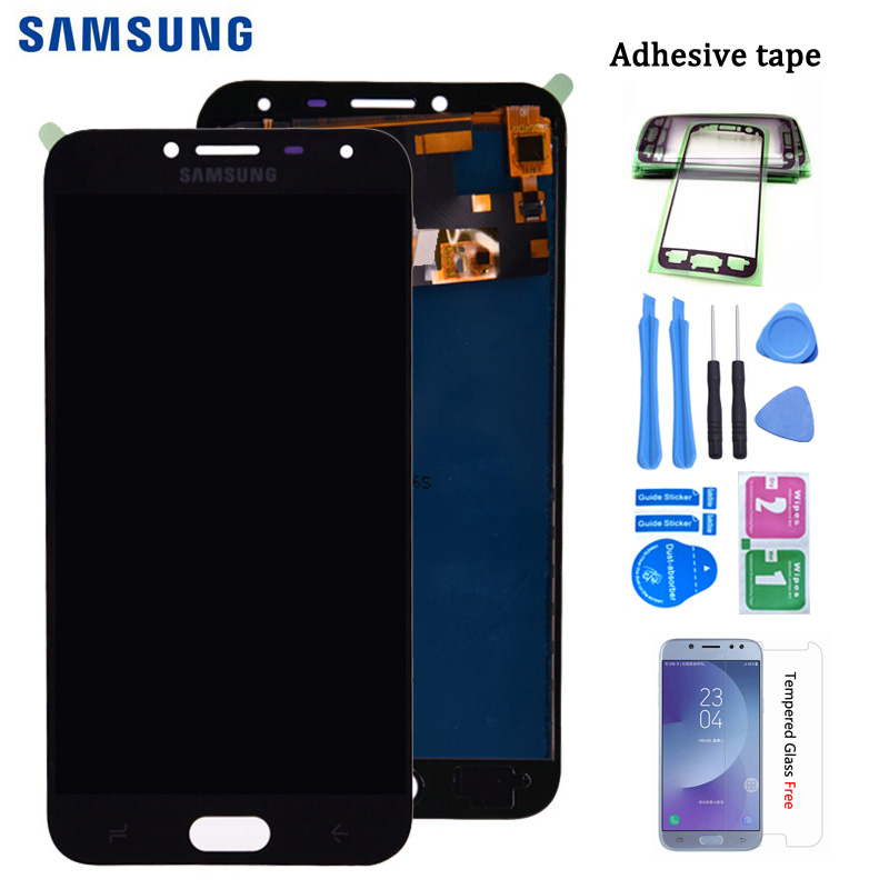 For Samsung Galaxy J4 2018 J400 J400F J400H J400G J400P J400M LCD Display Touch Screen Digitizer Assembly Can Adjust Brightness