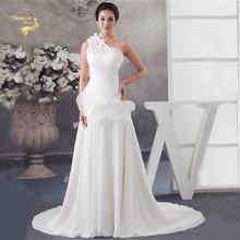Жанна любовь ТРАПЕЦИЕВИДНОЕ свадебное платье es 2019 Свадебное