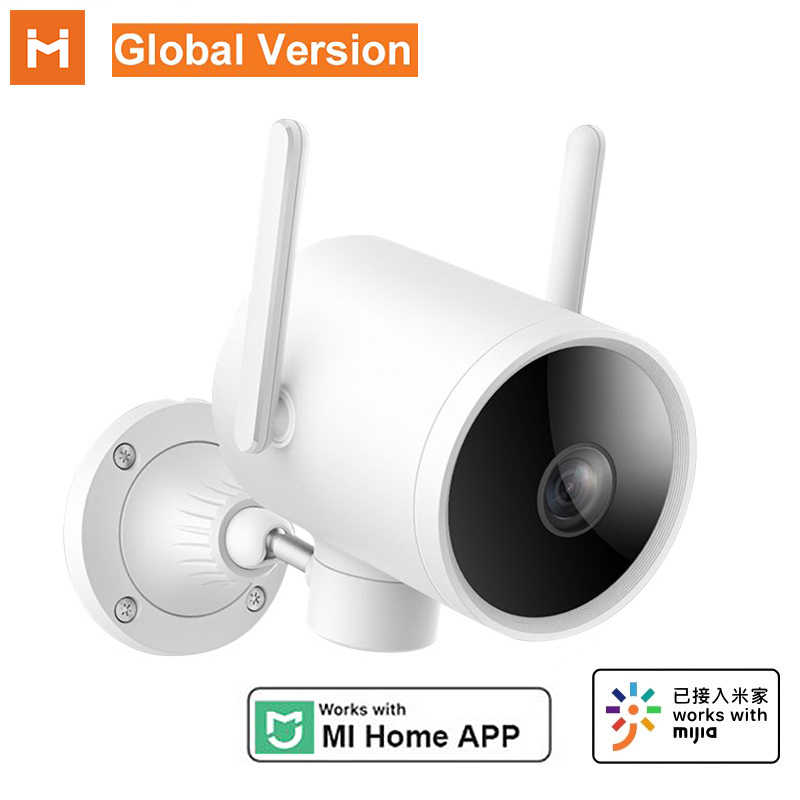 Global Versie Imilab EC3 Smart Ip Camera 2K Hd Ai Humanoïde Detection Outdoor Wireless Night Thuis Camera Wifi Mijia app