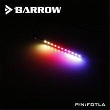 저수지 오로라 LRC2.0 에 대 한 배 로우 RGB 스트립 5V LED 물 탱크 석 영 젖 빛 유리 조명 어셈블리 FDTLA V2