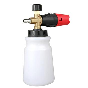 VODOOL 800ml High Pressure Car Wash Foam Gun Auto Washer Clean Snow Foam Lance Foamer Generator 1/4 Quick Connector For Karcher