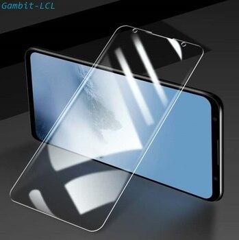Перейти на Алиэкспресс и купить Закаленное стекло для Meizu C9 pro M6T 8x M8 lite M8c Note 6 8 9 Защита для экрана 9H 2.5D Защитная пленка для телефона