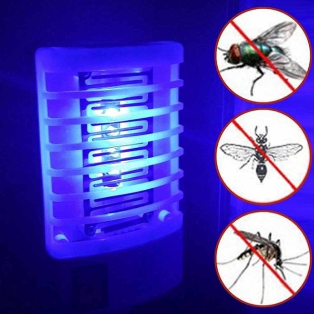 光触媒蚊キラーランプ蚊よけ静音バグ昆虫ライト害虫制御 led uv ライトナイトランプ