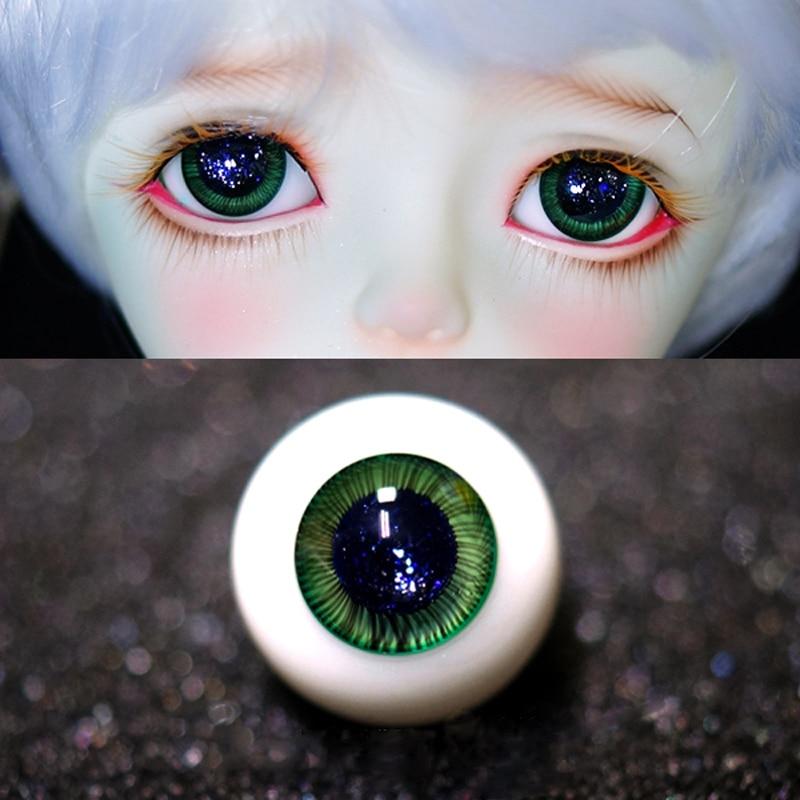 BJD Glass Eye 14 / 16 / 18mm For Bjd Doll
