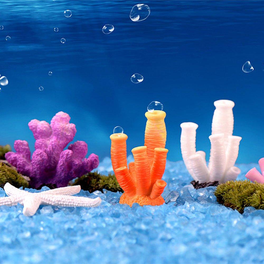 Аквариумные рыбки винтажные декоративные мост Пейзаж украшения павильон дерево растения Смола дизайн товары для домашних животных украшения для дома