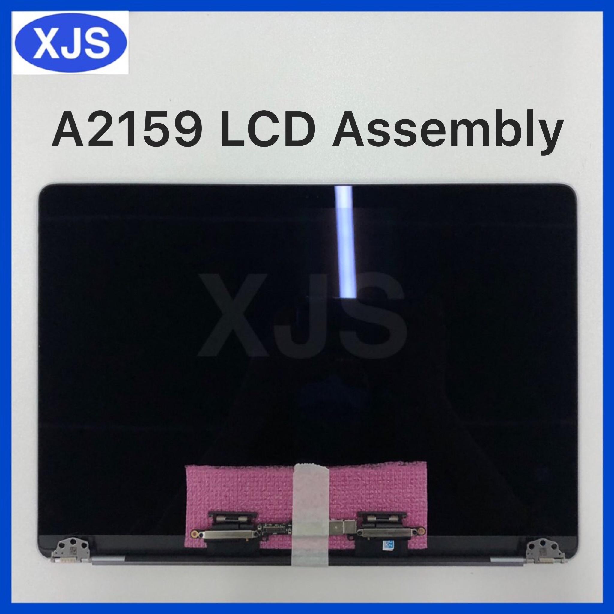 2019 ano original novo espaço cinza montagem da tela lcd a2159 para macbook pro retina 13