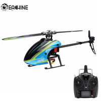 Eachine E160 6CH Brushless 3D6G System Flybarless RC Helicopter RTF Compatible with FUTABA S FHSS
