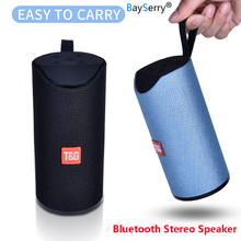 for Samsung TG Bluetooth Speaker Wireless Mini Column 10W Portable Outdoor Loudspeaker Stereo Music Surround Support FM TFCard tg bluetooth speaker portable outdoor mini loudspeaker wireless with fm radio subwoofer column 3d 10w stereo bass phone holder