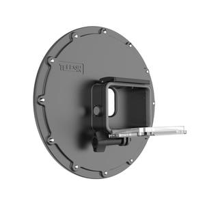 Image 4 - TELESIN Dome Port 30Mกันน้ำฝาครอบกรณี6 HandleสำหรับGoPro Hero 8กล้องอุปกรณ์เสริม