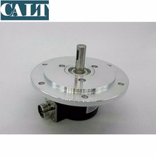 цена на 115MM outer diameter DC5-26V line driver 1024ppr 11mm solid shaft rotary encoder replace EH115A1024Z8/24L