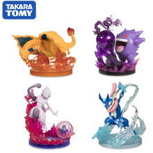 Pokemon Speelgoed Greninja Mewtwo Charmander Charmeleon Charizard Pocket Monster Gengar Bulbasaur Squirtle Action Figure Speelgoed Voor Kinderen