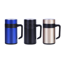 304 stainless steel one-piece insulation mug men and women business cups casual couple office cup