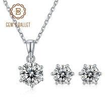 Ювелирный Набор gem's ballet из стерлингового серебра 925