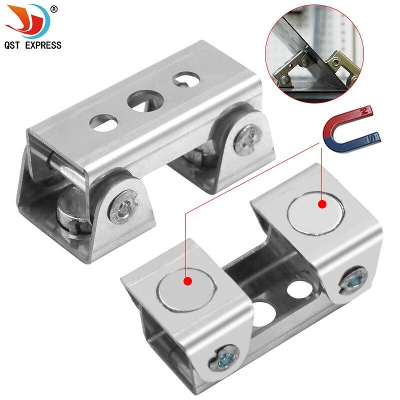 Magnetic V-type Clamps V-shaped Magnetic Welding Holder Welding Fixture Adjustable Magnetic V-Pads Strong Hand Tool