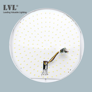 Image 3 - LED PIR Motion Sensor Ceiling Light 18W 36W 85 265Vac Surface Mounted Modern Ceiling Lamp For Hallways Corridor Aisle Stairways