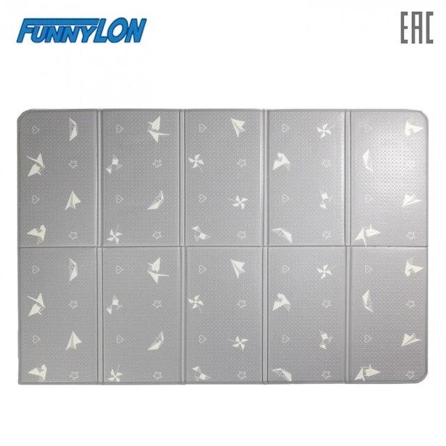 Игровой коврик портативный FunnyLon 140х200х1 Origami