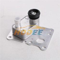HODEE chłodnica oleju do mercedes-benz S212 E200 1 8 CGI OE: A2711880301 / 2711880301 / A2711801010 / 2711801010