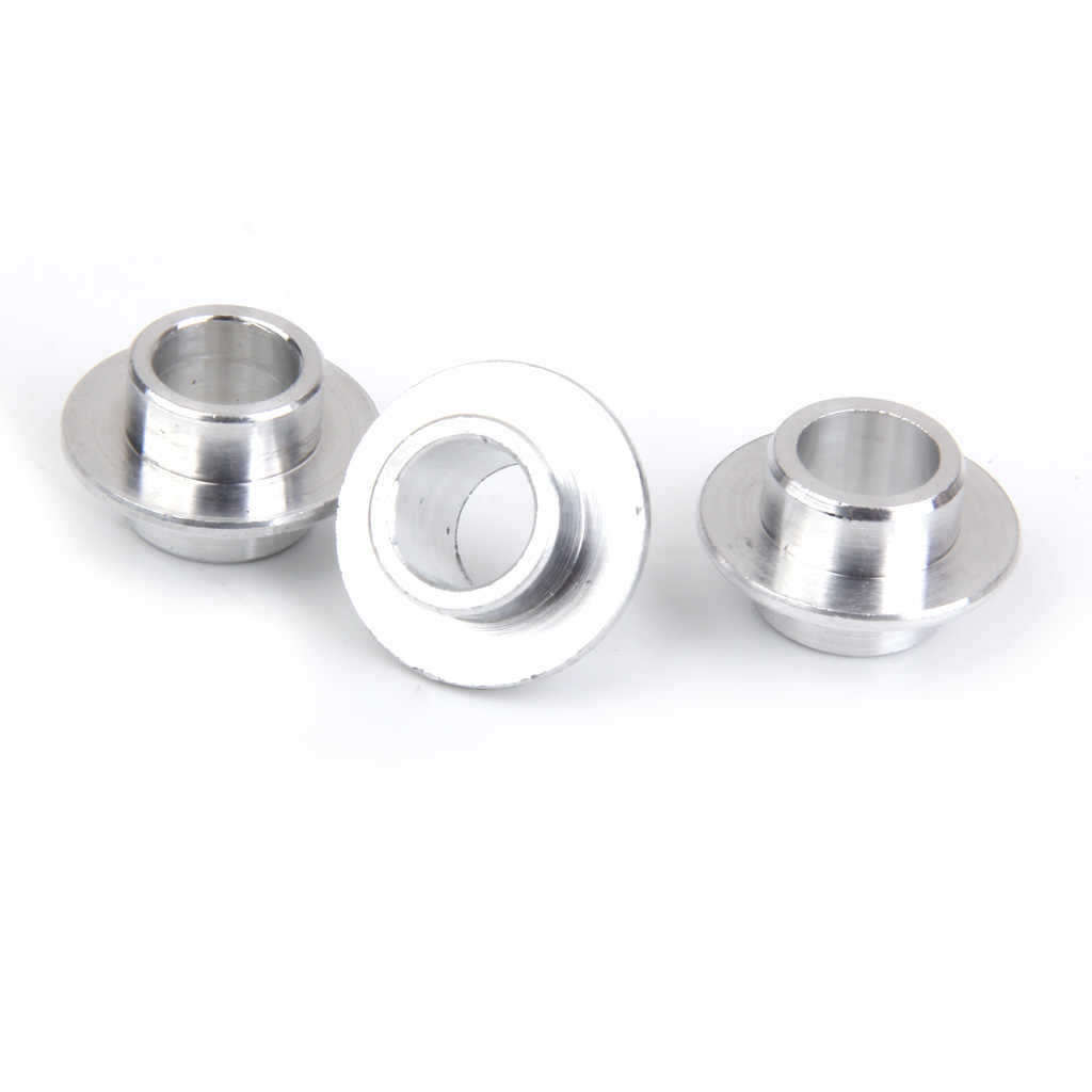 8 Pcs Floating Bearing Spacer 8 Mm Inline Rollerboard Hoki Skate Roller Bushing