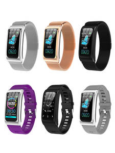 Fitness-Tracker Sports-Watch Heart-Rate-Band Smart-Bracelet Sleep-Monitor Blood-Pressure