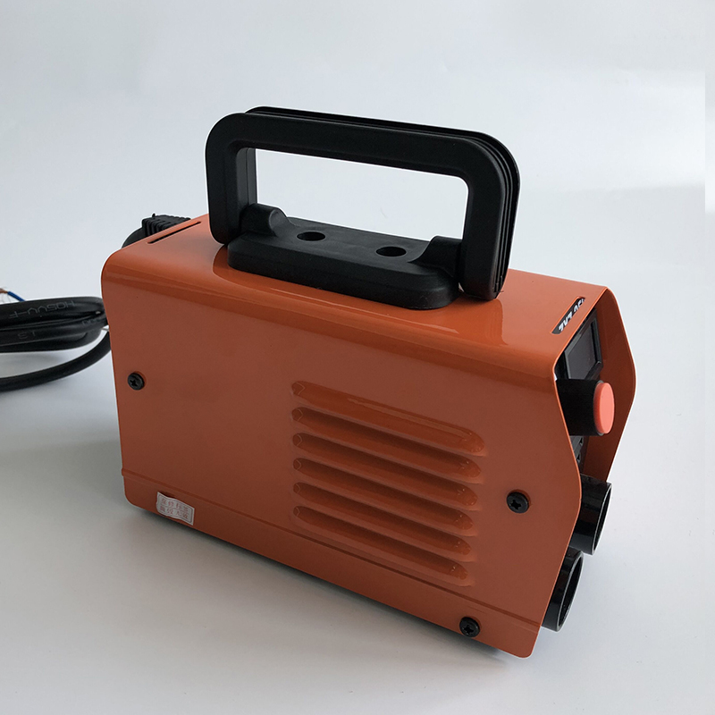 MMA Machine Welding Welding Inverter Semiautomatic RU Welder 220V Delivery Compact Mini