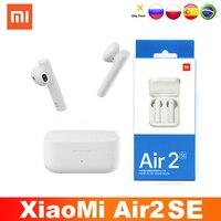 2021 Xiaomi Air2 SE TWS Original inalámbrico Bluetooth 5,0 auriculares AirDots 2SE Mi verdad Redmi Airdots auriculares aire 2 SE Eeaphones