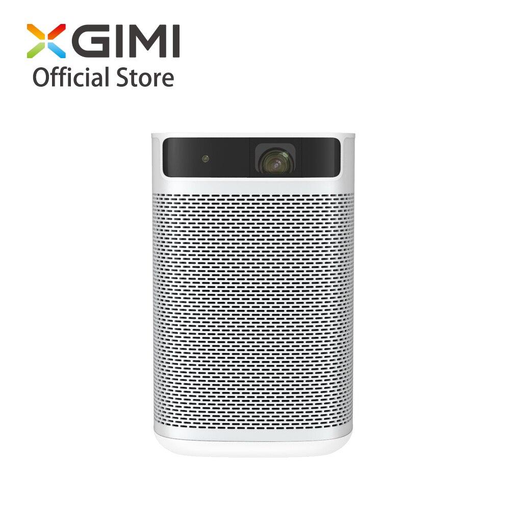 Version mondiale XGIMI Android projecteur intelligent 1080P Mogo Pro 10400mAh batterie Mini projecteur 250 Ansi Lumens 3D Wifi Home cinéma