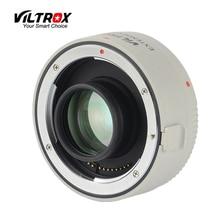 Адаптер для объектива Viltrox EF 1.4X, удлинитель для телеобъектива с автофокусом, телеобъектив конвертер для Canon, объектив EF 7DII 5D