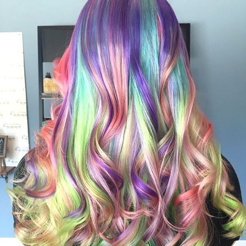 6/12 Color Temporary Hair Color Chalk Dye Colorful Hair Crayon DIY Styling Tools For Girls Kids Party Cosplay Creme 6