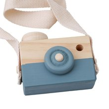 Children's Wooden Camera Toys Cute Handmade Pictures Props And Decorations