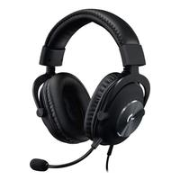 Logitech G Pro X USB Wired Blue VOICE 7.1 Surround Gaming Headset w/ MIC Computer Peripheral Accessories