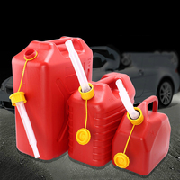 10L 5L Fuel Can Jerry Cans Explosion proof Fuel Tank Spare Petrol Oil Gasoline Cans Car Motorcycle Fuel Tanks Container