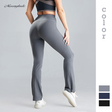 Moonglade Yoga Pants High Waist Push Up Leggings Sport Women Fitness Workout clothes Sports Wear Gym Leggins Plus Size Flare