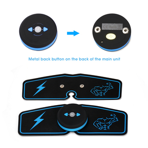 Image 5 - Rechargeable EMS Hip Trainer Muscle Stimulator ABS Fitness Buttocks Butt Lifting Buttock Toner Trainer Slimming Massager Unisex