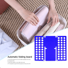 Board Finishing-Tools Folding Organzier Laundry Plastic Quick Time