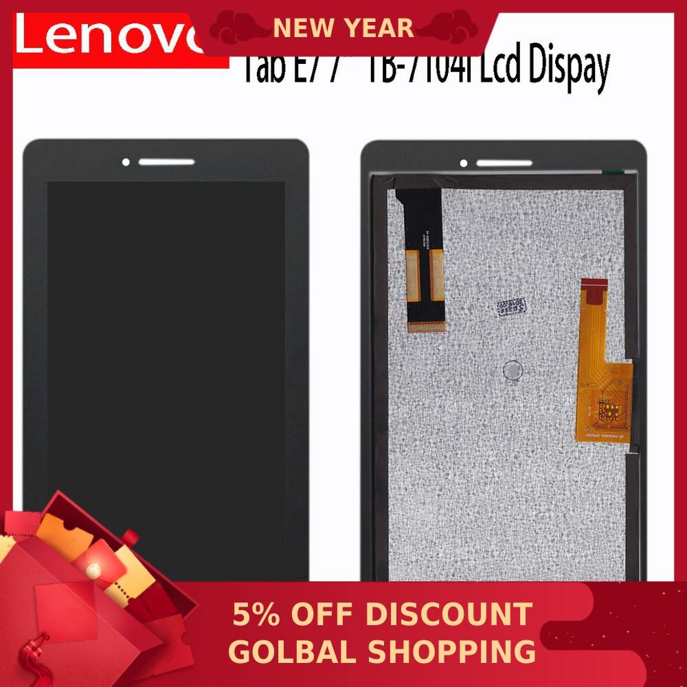 Digitizer-Assembly Lcd-Display Touch-Screen Lenovo Tab TB TB-7104I for E7 Tb-7104i/Tb-7104/Tb/.. title=
