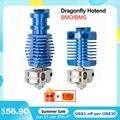 BIQU BMO BMS Dragonfly Hotend Bimetal Heat Break Plated Copper V6 Nozzle Titan BMG Extruder 3D Printer Parts For Ender3 CR10