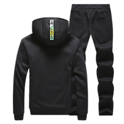 Solid Tracksuits Warm Sporting Jackets 1 4
