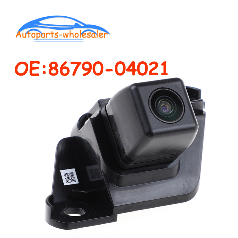 Car Auto Parts For Toyota Tacoma 2014-2015 Rear View Backup Parking Assist Camera 86790-04021 8679004021 image