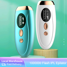IPL 1000000 Flash Permanent IPL Epilator Laser Hai