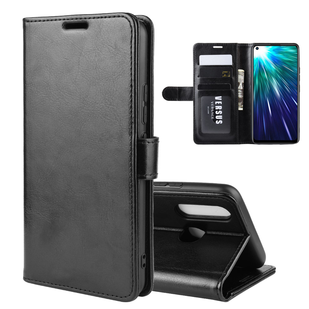 For VIVO Z1 Pro case Luxury Retro Wallet Stand Flip Leather Cover bag For Vivo Z5X Cover  Phone Case For VIVO Z5 cover case
