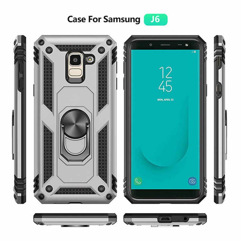 Dành Cho Samsung Galaxy Samsung Galaxy S8 S9 S10 Plus 5G S10E Note 8 9 10 Pro Giáp Cứng Dành Cho J4 j6 A6 A7 A8 2018 A70 A60 A50 A40 A30 A20 A10