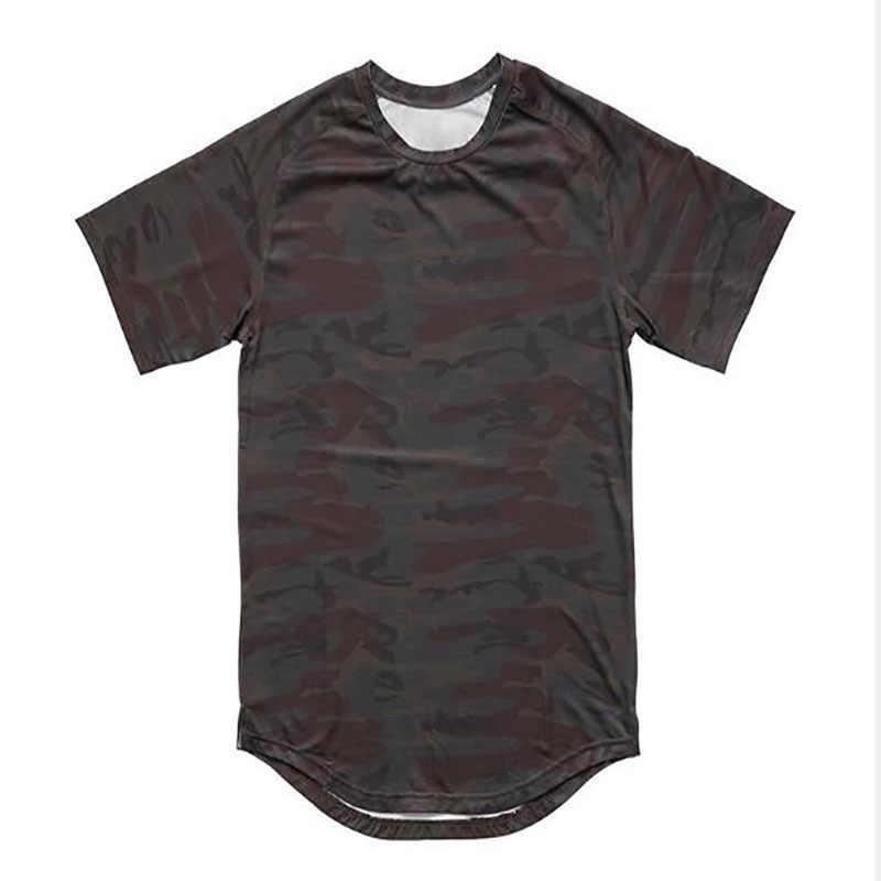 2020 spor salonları Bodyengineers yaz stadyum köpekbalığı Stringer T-shirt adam vücut geliştirme ve Fitness suç kısa kollu tişört