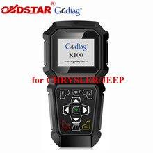 OBDSTAR GODIAG K100 for CHRYSLER/JEEP Hand-Held Key Programming Tool