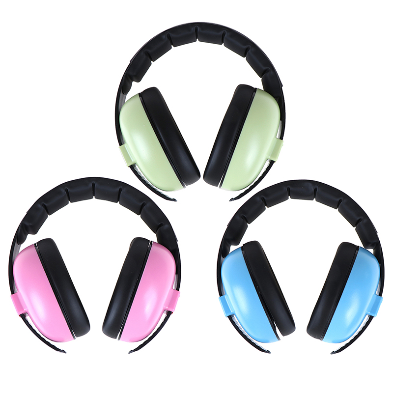 1pc Baby Sleep Ear Defenders Noise Proof Earmuffs Protection Anti-Noise Headphone