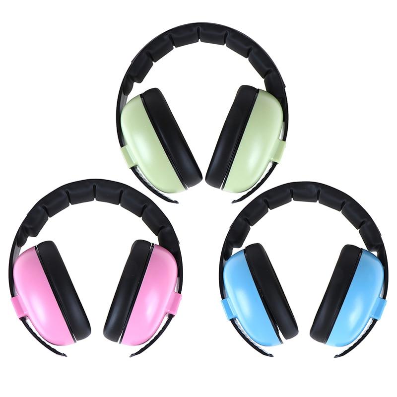 1pc Baby Sleep Ear Defenders Noise Proof Earmuffs Protection Anti-Noise Headphone