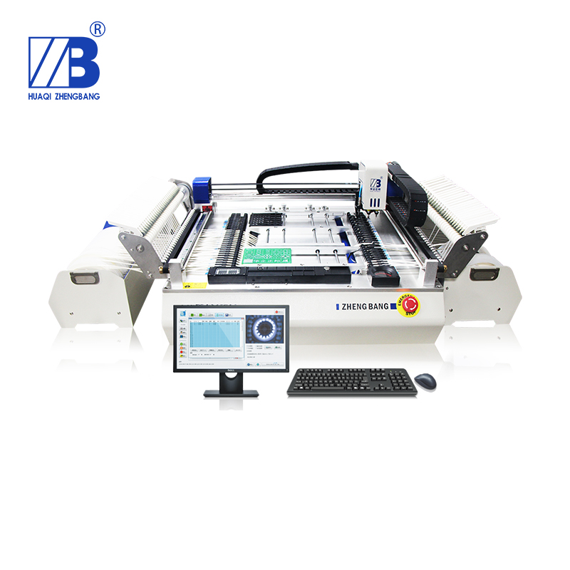 With Windows System Pick And Place Chip Mounter/ With JUKI Nozzle And 44 Feeders ZB3245TSS Pick And Place Machine