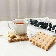 Деревянные подставки для печенья чашки из Букового ореха кофейная