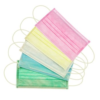 1/50pcs disposable mask  elastic soft breathable face mouth mask safe dustproof practical  portable mask windproof  face masks
