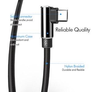 Image 5 - Micro USB Kabel 3A Schnelle Ladegerät USB Kabel Suntaiho 90 grad ellenbogen Nylon Geflochten Datenkabel für Samsung/Sony/Xiaomi Android Telefon