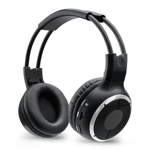 Image 3 - Freee shipping Infrared Stereo Wireless Headphones Headset  IR in Car roof dvd or headrest dvd Player A channels